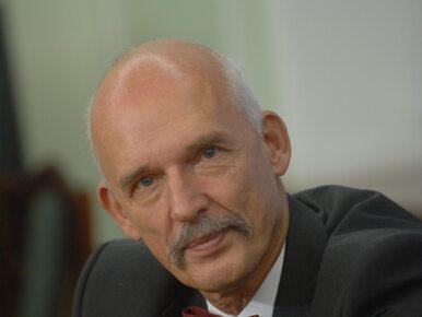 Korwin-Mikke stracił immunitet w Parlamencie Europejskim za...