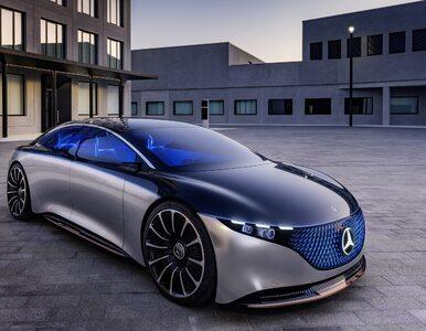Nowy Mercedes-Benz Klasy S… przyszłości