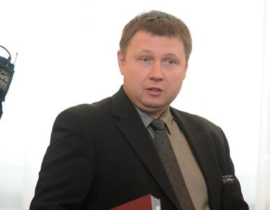 Kierwiński: SKOK-i to największa afera finansowa w Wolnej Polsce