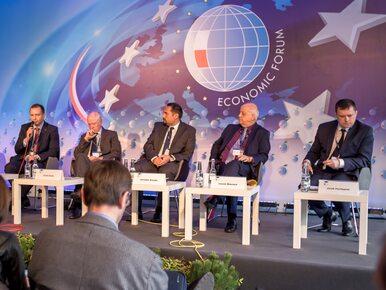"""Debata o przyszłości sektora ropy i gazu w Polsce. """"Rośnie użycie ropy..."""