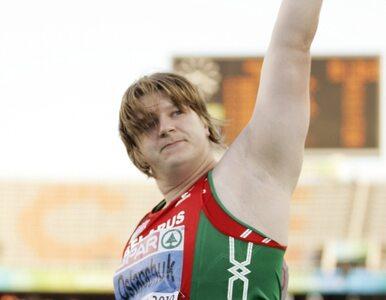 Białorusinka złapana na dopingu straciła złoty medal