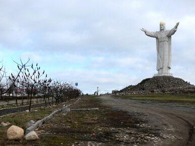W koronie Jezusa ze Świebodzina ukryto anteny. Kto na tym korzysta?