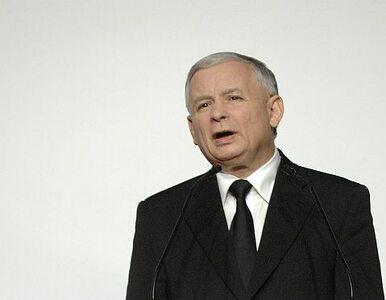 Kaczyński: Polacy, nie dawajcie się oszukiwać