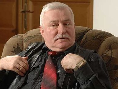 Wałęsa: Krzywonos kandydatką do PE? Nie pasuje mi