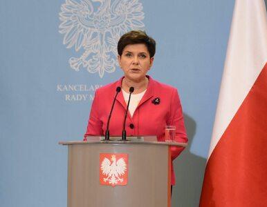 Szydło o rekonstrukcji rządu: Więcej narzędzi dla Morawieckiego, jego...