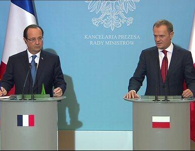 Tusk: współpraca z Francją w kwestii obronności kluczowa dla Polski