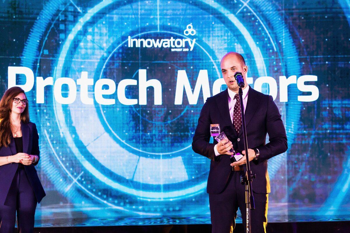 Robert Samczyk Robert Samczyk – prezes PROTECH MOTORS Industrial Services sp. z o.o. sp.k.