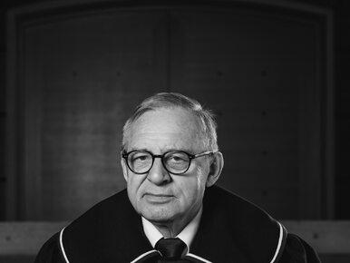 Zmarł profesor Lech Morawski. Sędzia Trybunału Konstytucyjnego miał 68 lat