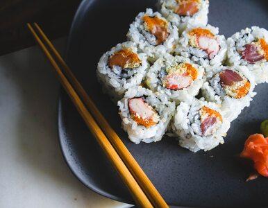 Jak nie jeść sushi? 5 żelaznych zasad