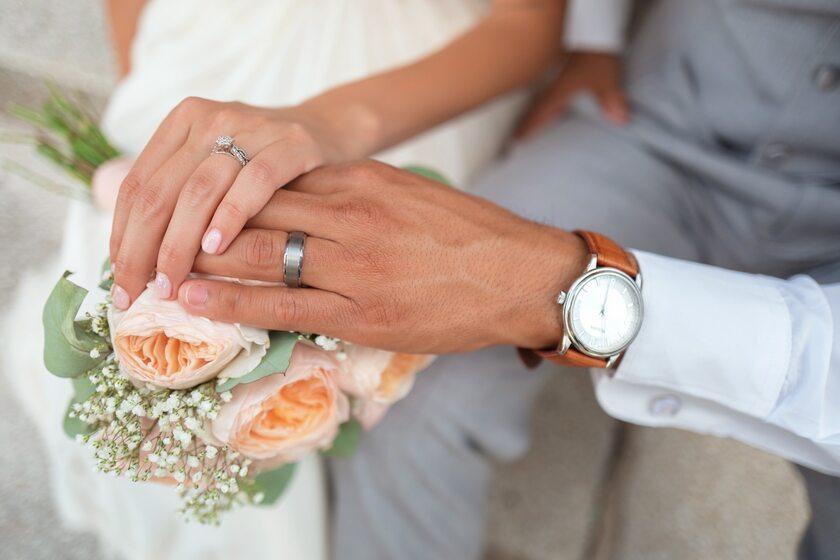 Ślub, zdjęcie ilustraycyjne