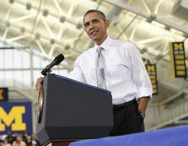 """""""Studia nie mogą być luksusem"""". Obama daje miliard dolarów na stypendia"""