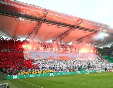 Kibice obejrzą mecz Legia-Steaua z Żylety?