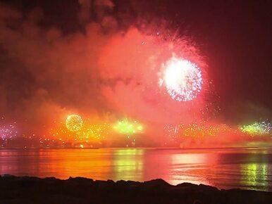 Sydney, Dubaj, Tokio. Jak powitano Nowy Rok na świecie? Zobacz...