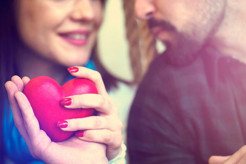 Walentynki, zdjęcie ilustracyjne