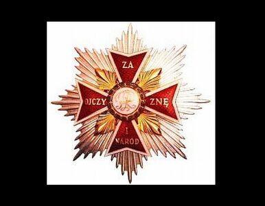 Cimoszewicz: Kiszczak i Jaruzelski nie zasługują na Order Orła Białego....