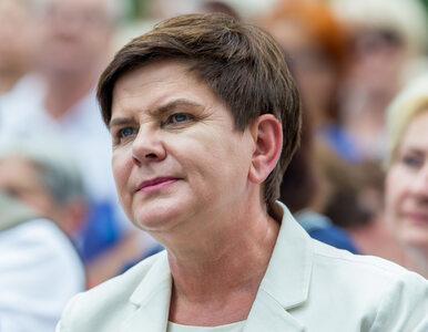 Beata Szydło: Naszym celem było zwycięstwo i to zostało osiągnięte....