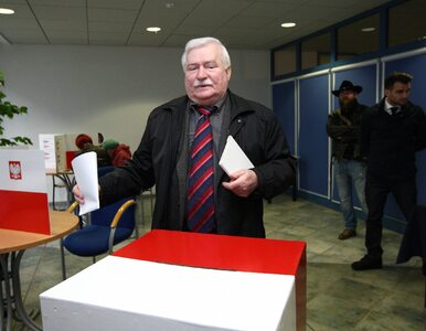 Wałęsa chce wesprzeć Kosiniaka-Kamysza. Na kogo może zagłosować były...