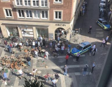 Kim był sprawca tragedii w Muenster? Policja ujawnia nowe fakty