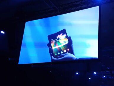 Samsung pokazał pierwszy składany telefon. To może być rewolucja na rynku