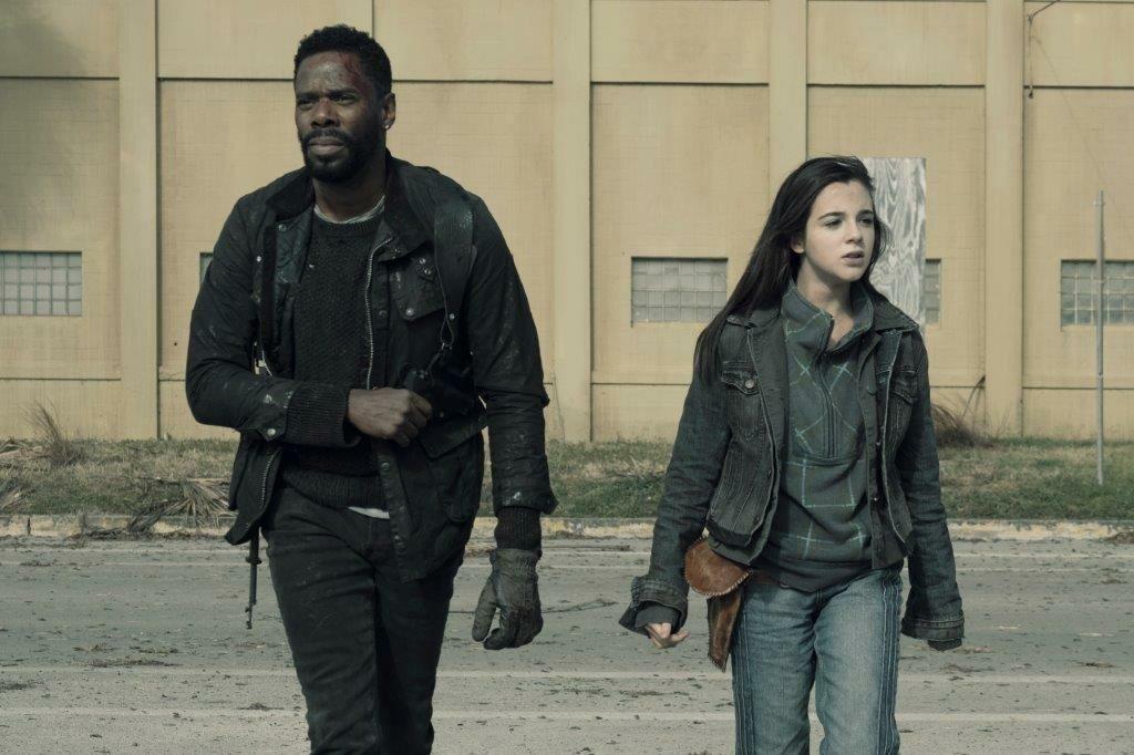 """Kadr z 5. sezonu serialu """"Fear the Walking Dead"""""""