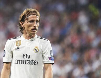 Przełamał dominację Ronaldo i Messiego. Luka Modrić Piłkarzem Roku FIFA