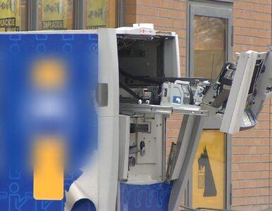 Gdańsk: wysadzili bankomat i... niczego nie ukradli