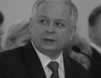 Komorowski złożył kwiaty na grobie Kaczyńskiego
