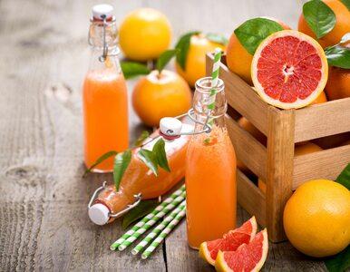 Sok, napój, nektar – czym się różnią. Który wybrać na diecie?