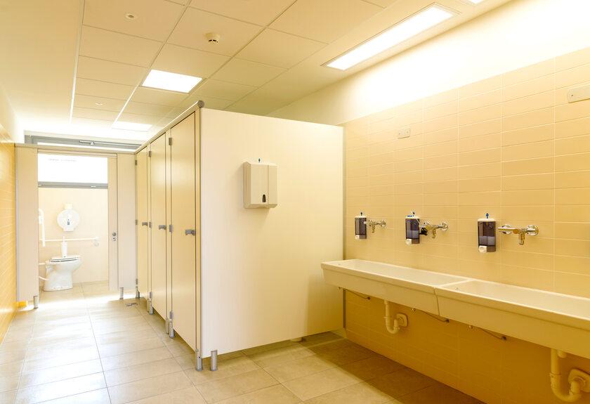 Toaleta szkolna