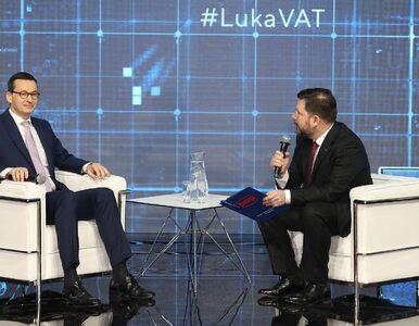 Premier Morawiecki: Przyrost ze ściągalności podatku VAT może wynieść do...