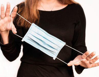 Jak nosić maseczki chirurgiczne? Film instruktażowy