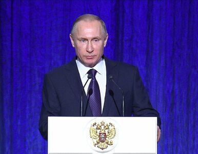 """Żart Putina rozbawił publiczność. """"Granica Rosji nie kończy się nigdzie"""""""