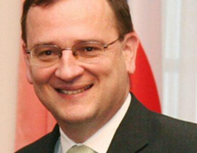 Czechy: wyborów nie będzie. Centroprawica się dogadała