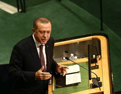 """Erdogan oskarża USA o """"ochranianie terrorysty"""" i apeluje do ONZ"""