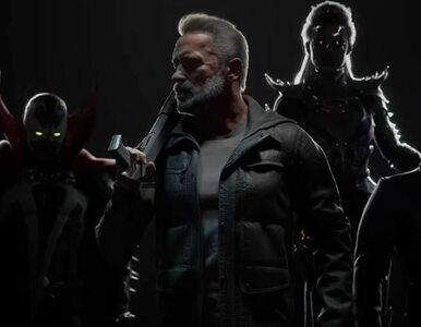 Terminator T-800 w Mortal Kombat? To nie żart, do wojowników dołączy...