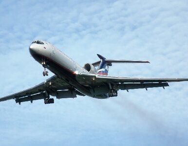 Rosja: awaria silnika Tu-154. Samolot awaryjnie lądował