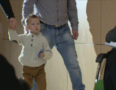 2-letni Adaś wychodzi ze szpitala. Lekarze: Wróci do pełni zdrowia