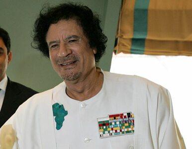 Syn Muammara Kadafiego skazany na karę śmierci