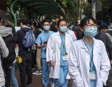 """Ponad 1700 pracowników medycznych zaraziło się koronawirusem. """"Wygląda..."""