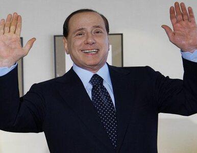 Berlusconi zmienia prawo, by uniknąć kary?
