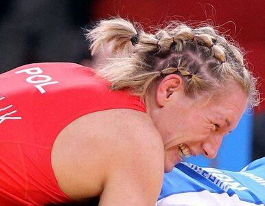 Zapasy: Monika Michalik powalczy o brązowy medal