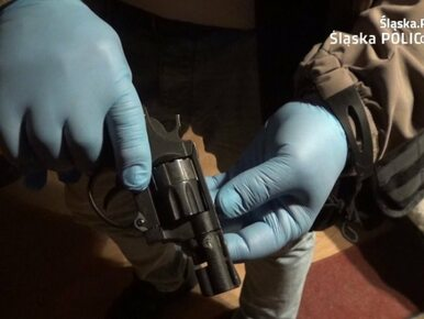 67-latek z Częstochowy groził zamachem. Oto, co znalazła policja w jego...