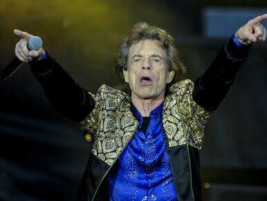 Mick Jagger opublikował pierwsze zdjęcie po operacji serca. Jak się...