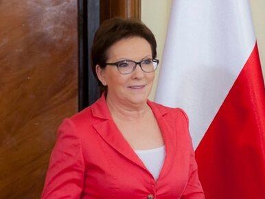 """Kopacz spotkała się z Jaceniukiem. """"Polska wspiera Ukrainę w jej..."""