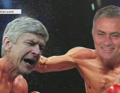 Starcie Wengera i Mourinho. Internet zalała fala memów