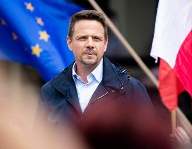 """Rozleniwiony Rafał Trzaskowski jako """"dobro narodowe"""" i zdeterminowany..."""