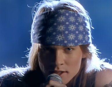 Teledysk Guns N' Roses z miliardem wyświetleń na YouTube. To pierwszy...