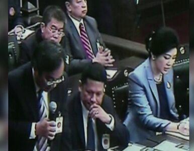 Premier Tajlandii usunięta przez Trybunał Konstytucyjny