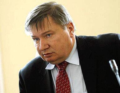 Katastrofa smoleńska: umorzono śledztwo w sprawie byłego ministra
