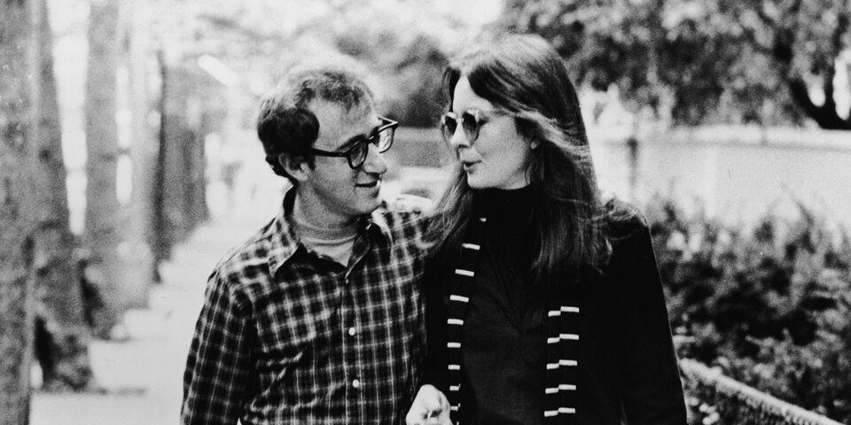 Woody Allen oraz Diane Keaton